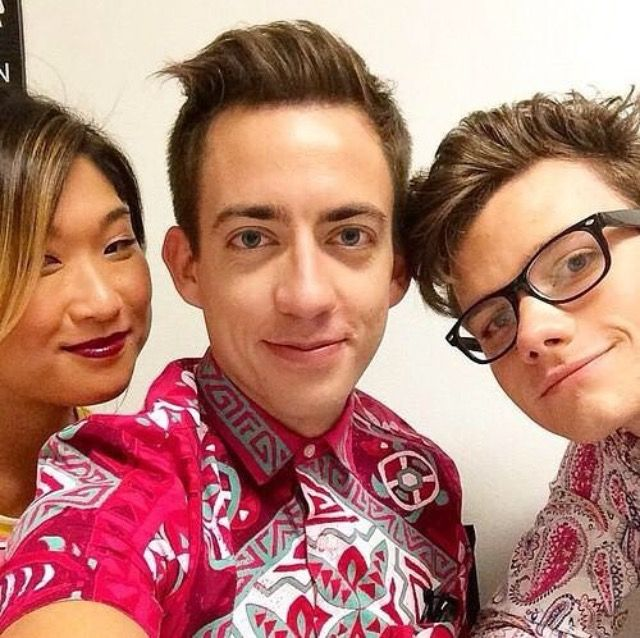 Jenna, Kevin, and Chris