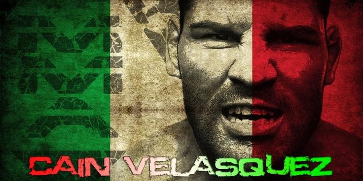 Cain Velasquez Official Fan Page https://www.facebook.com/CainVelasquezFanPage