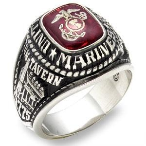 Jostens Rings Marines