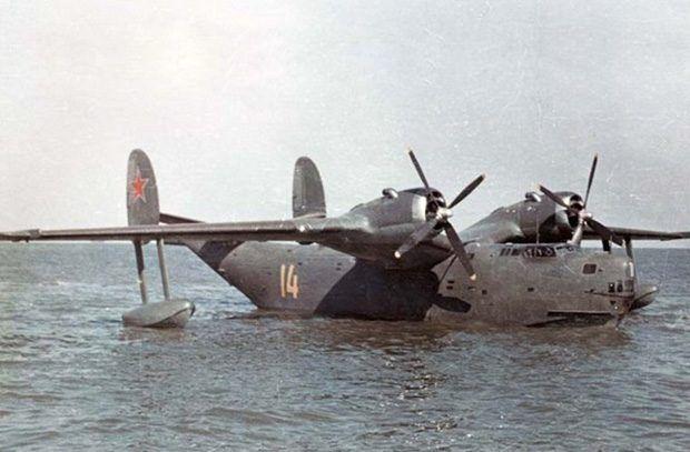 2 июля 1948 года состоялся первый полет уникального советского самолета-амфибии: летающей лодки Бе-6