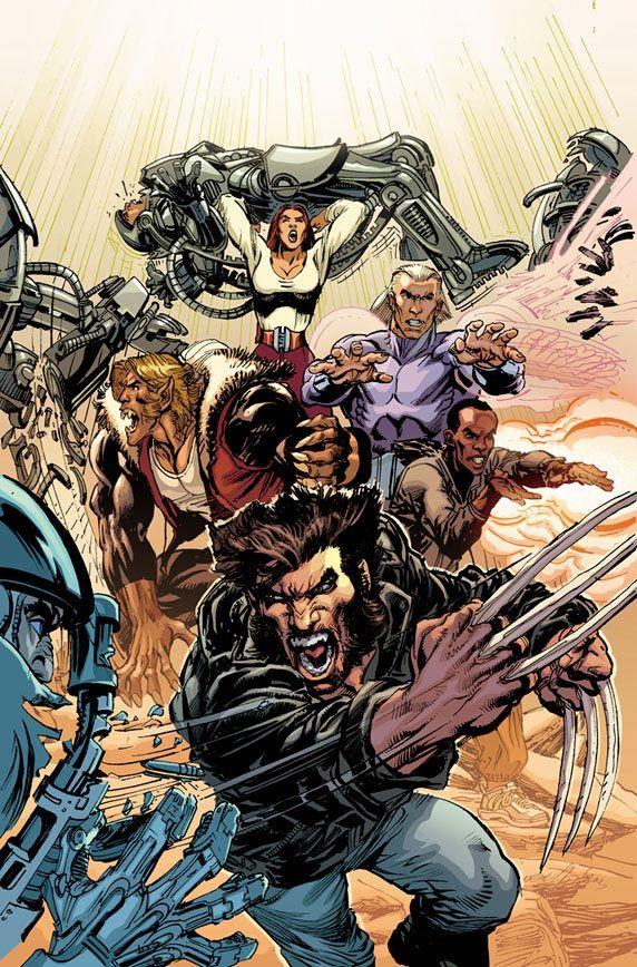 Neal Adams - First X-Men