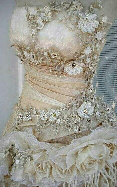 A Fairy Tale Gown!