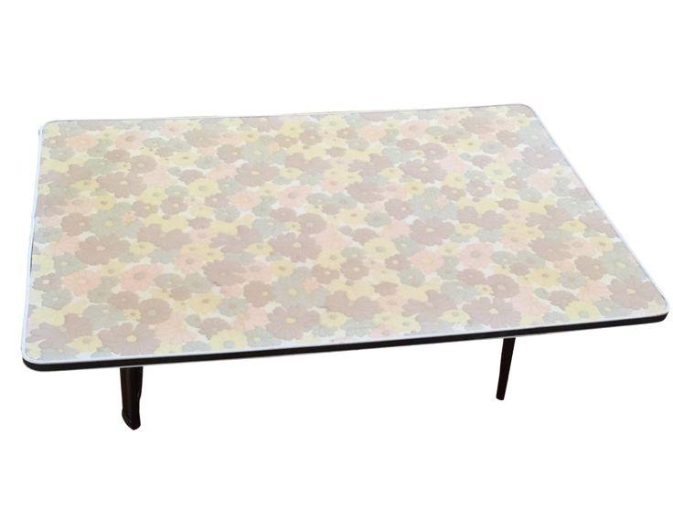 Vintage Mid-Century Asian Folding Table