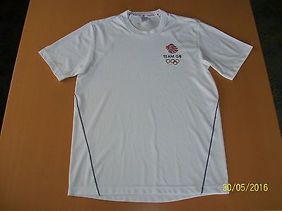 Used mens team gb #london 2012 #olympics #t-shirt. size m.,  View more on the LINK: http://www.zeppy.io/product/gb/2/282053346681/