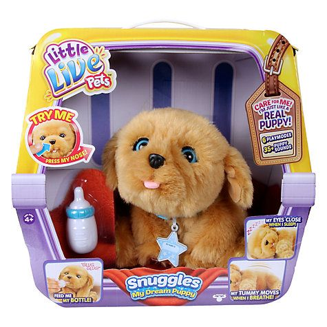 Buy Little Live Pets My Dream Puppy Online at johnlewis.com