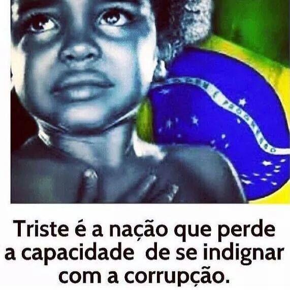Post  #FALASÉRIO!  : Infelizmente o povo continua se deixando cegar por...