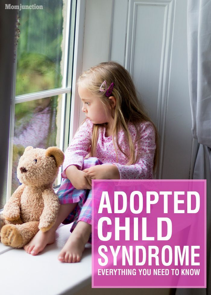 Adopted Child Syndrome - Everything You Need To Know