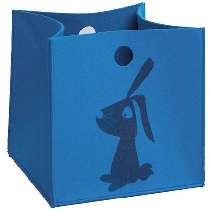 SneDesign Förvaring Bunny Blå