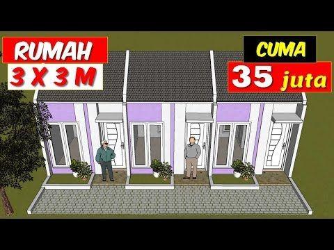 Rumah Kos Kosan Minimalis 3x3 M Luas Tanah 45m2 Amatir Desain 38 Youtube Desain Rumah Mungil Arsitektur Jepang Denah Rumah Hotel room design 4x6 desain