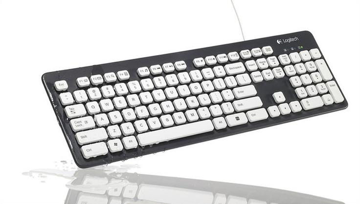 A Keyboard You Can Wash
