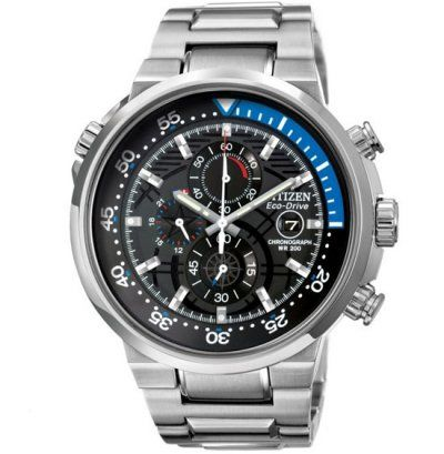 Citizen - Men\'s Eco-Drive Chronograph Endeavor Watch - CA0440-51E - RRP: £299.00 - Online Price: £235.00