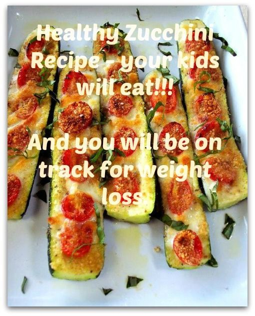 """This is what is for dinner tonight!    Baked Zucchini """"pizza"""" - simple & tasty. More healthy recipes + how to lose weight for women CLICK HERE www.francescakotomski.com"""