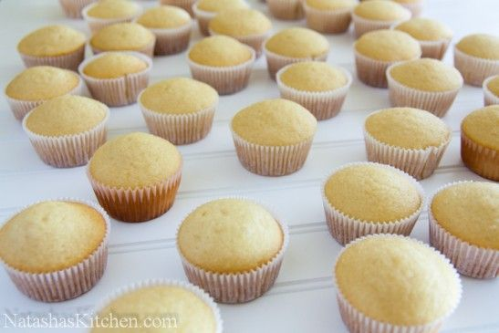 Perfect Vanilla Cupcake Recipe- used normal all purpose flour, 1tsp vanilla paste instead vanilla extract, 100g of soft mashed up avocado instead of oil and milk/white wine vinegar instead of buttermilk. Everything else is the same. Whisked by hand.