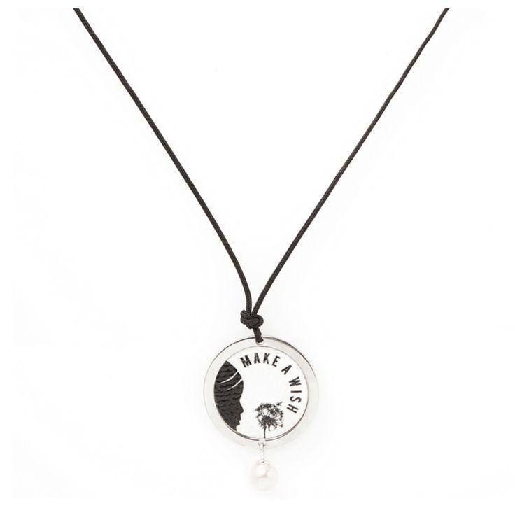 Make a wish necklace - Dandelion