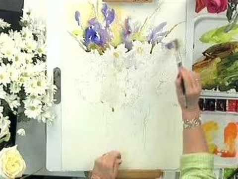 janet rogers expressive watercolor florals - Google Search