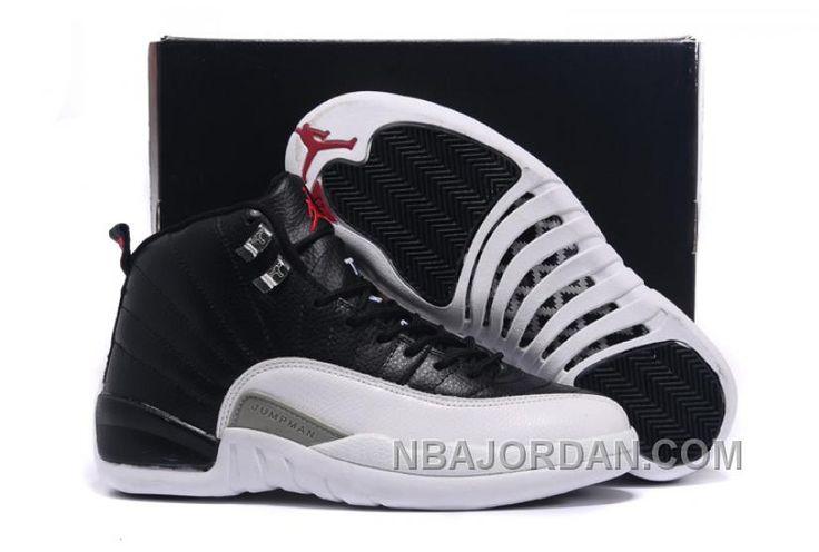 "http://www.nbajordan.com/2016-air-jordans-12-retro-playoff-shoes-for-sale-online-55102.html 2016 AIR JORDANS 12 RETRO ""PLAYOFF"" SHOES FOR SALE ONLINE SUPER DEALS Only $91.00 , Free Shipping!"