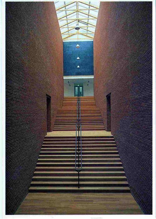 *NL Maastricht Bonnefantenmuseum / Aldo Rossi
