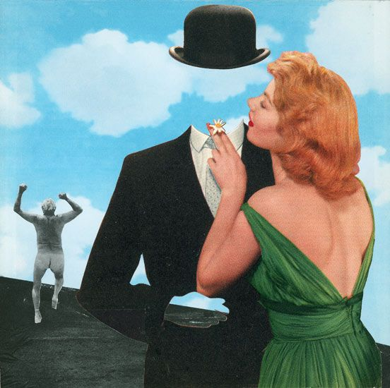 Magritte's Great Escape