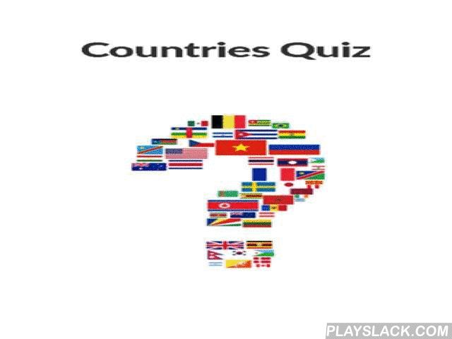 Learn all the countries quiz