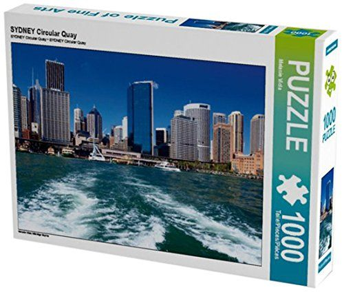 SYDNEY Circular Quay 1000 Teile Puzzle quer: Mächtige Sky... https://www.amazon.de/dp/B01LCWRYP8/ref=cm_sw_r_pi_dp_x_x4Rqyb773VTSS #Puzzle #1000 #1000Teile #Geschenk #Weihnachten #Spielzeug #Basteln #Spass #Beschäftigung #Sydney #Stadt #Australien #CircularQuay #skyline