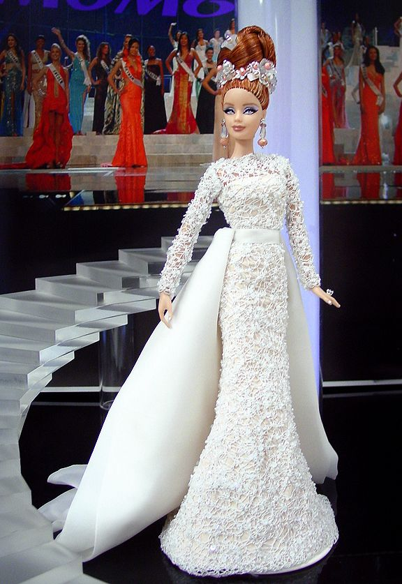Miss Utah 2012 by Ninimomo Dolls