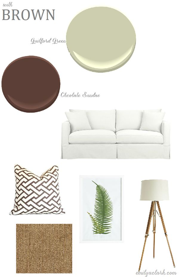78 images about guilford green benjamin moore 2015 for Soft neutral paint colors