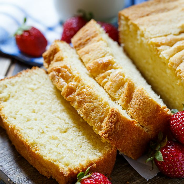 Condensed Milk Pound Cake is a buttery, rich, and dense pound cake sweetened with sweetened condensed milk. Topped with whipped cream and fresh berries, it makes a delightful summer dessert. With just the right amount of sweetness, Condensed Milk Pound Cake also makes an indulgent breakfast with a cup of coffee. It would be …