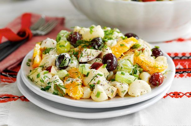 Slimming World fruity pasta salad