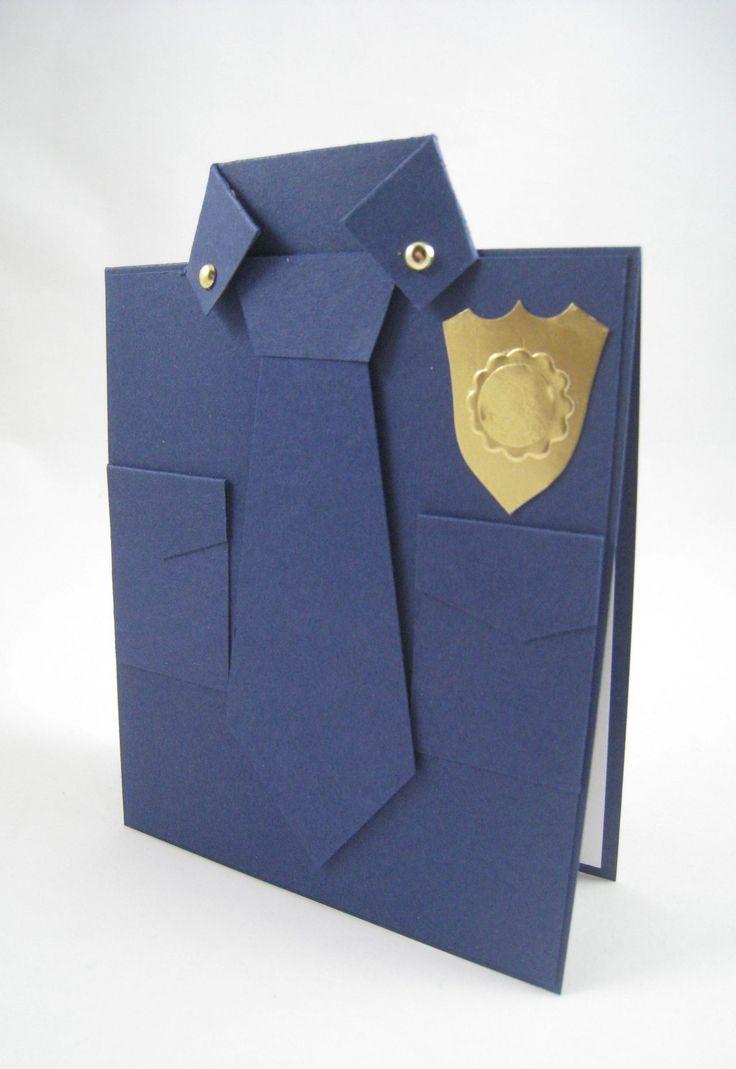 Сделать открытку милиционеру