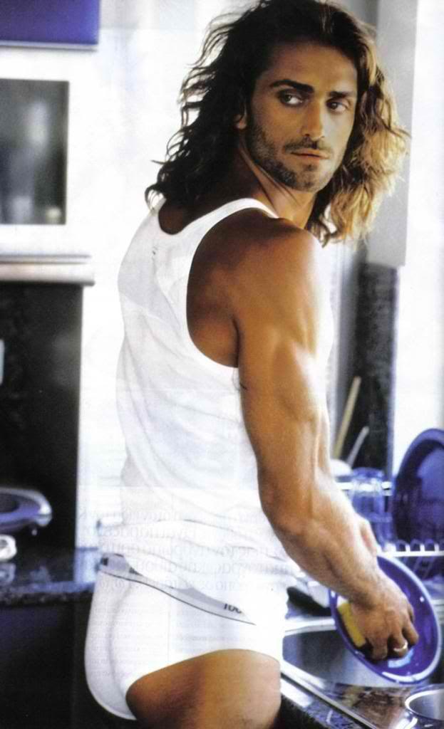 Hot nude greek men