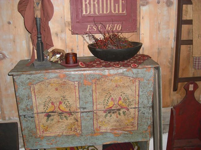 Primitiques.com  Primitive Country Furniture lovingly made by the Merryfield Family :-)