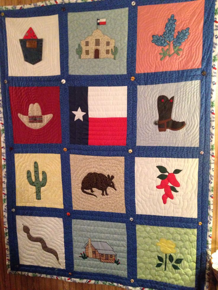 Mrs. S Texas Quilt