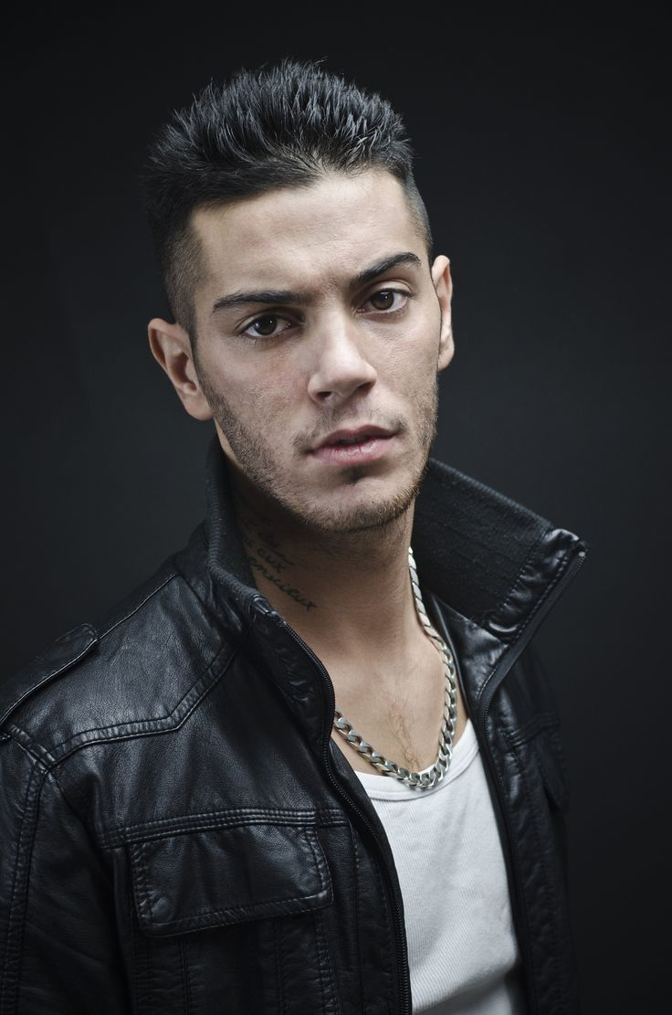 Emis Killa Rapper from Milan, Italy. I could listen to him rap all day.