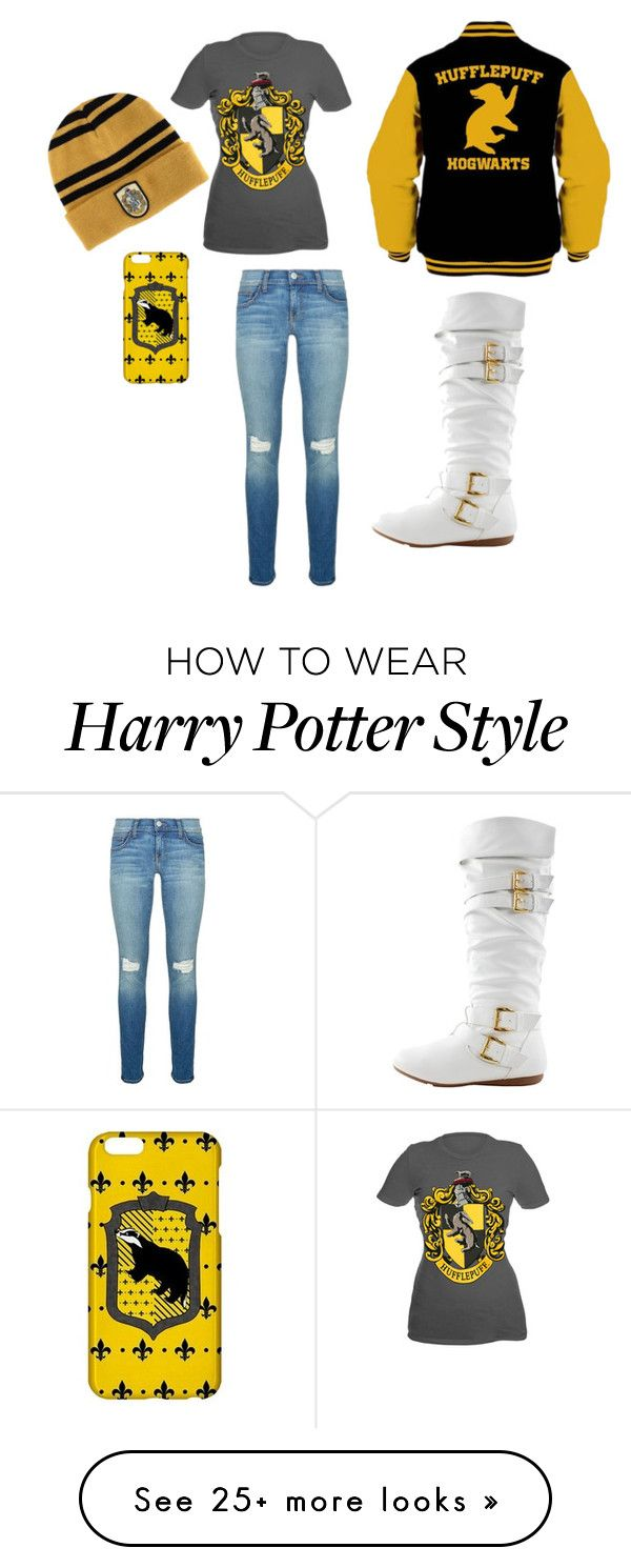 """""""Hufflepuff"""" by onthewingsofacastiel on Polyvore featuring Rebecca Minkoff"""