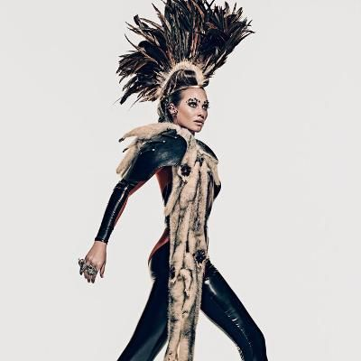 Hot: Step Into The Hunger Games's Panem Style with Capitol Couture's Must-See Fashion Shoot