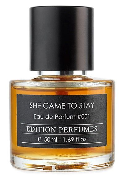 She Came to Stay Eau de Parfum by Timothy Han Edition Perfumes   Luckyscent
