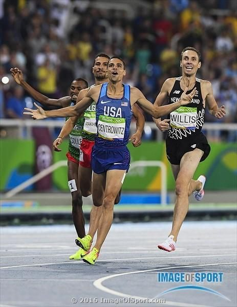 ArmoryTrack.com - News - Matthew Centrowitz's Welcome To 'The Club' But Which…