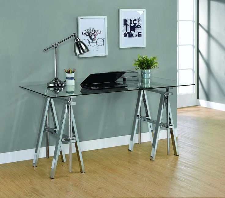 Height Adjustable Desks Are More Than Just A Trend Now! #homeoffice #desk #