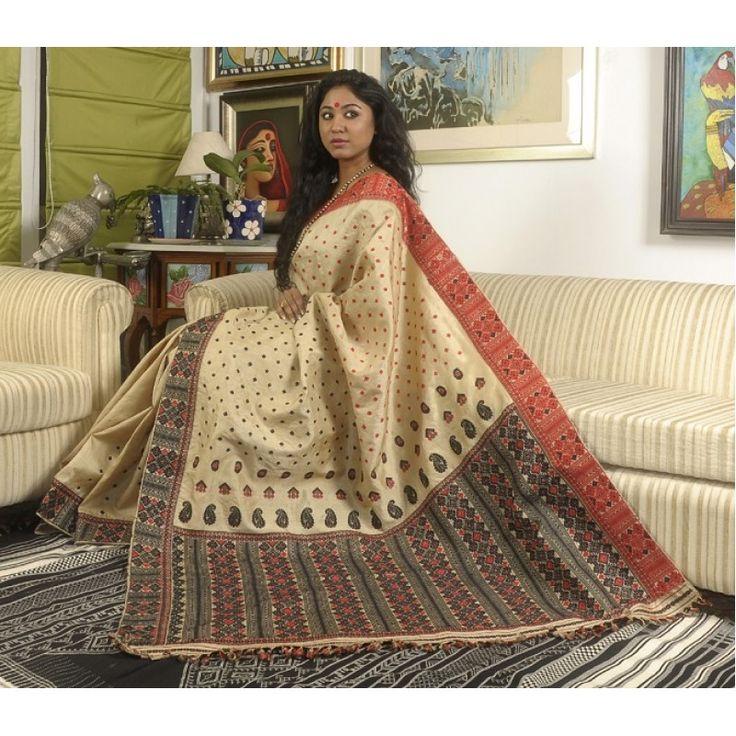 assam muga silk sarees - Google Search