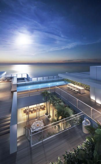 The Surf Club | Architect Magazine | Richard Meier & Partners Architects, Surfside, FL, USA, Commercial, Entertainment, Hospitality, Multifamily, Retail, Single Family, Sports, Modern
