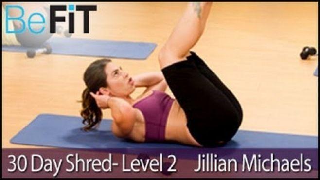 Jillian Michaels - 30 Gün Egzersizleri Bölüm 2 - Jillian Michaels 30 gün egzersiz programı anlatmaktadır