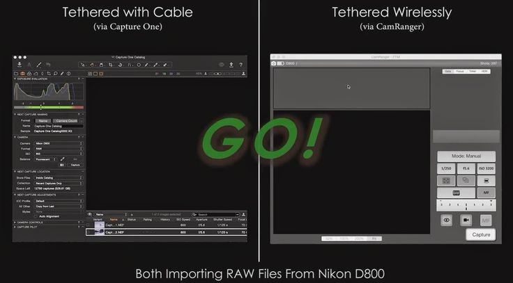 Is faster to tether with a cable or wirelessly? The Final Speed Test | ISO 1200 Magazine | Photography Video blog for photographers