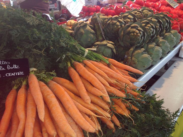 Fresh Veg at Riberac Market