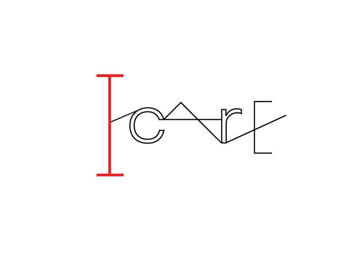 I Care Logo | Varró Joanna Design | Logo | Branding | Graphic Design…