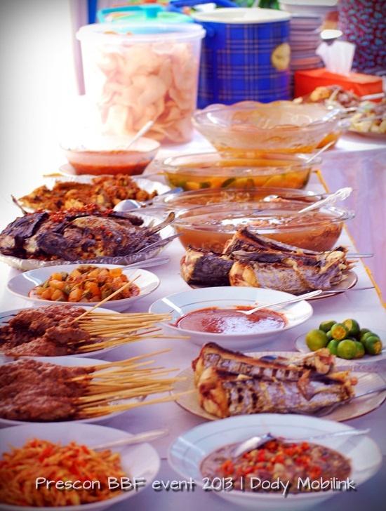 Belitong culinaries