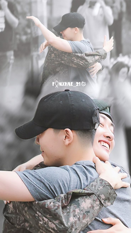 #WelcomeBackEunhyuk #Donghae