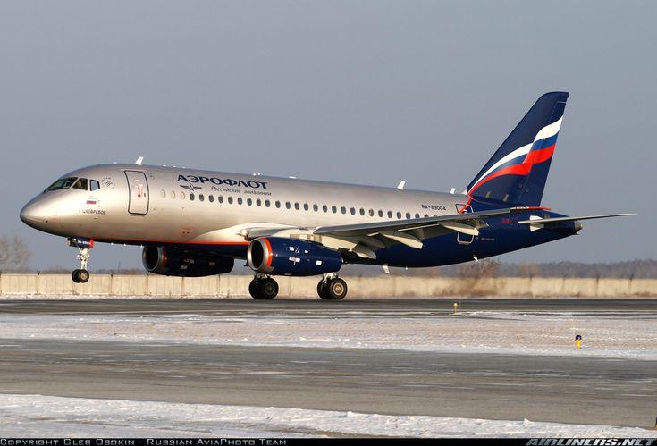 Aeroflot - Russian Airlines RA-89004 Sukhoi Superjet 100-95B aircraft picture