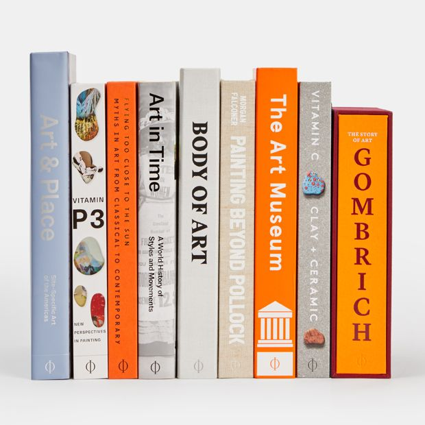 The Essential Art Book Collection Art Phaidon Store Book Art Book Collection Art