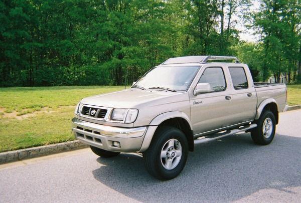 1997 Nissan Frontier Nissan Frontier Nissan Nissan Frontier Crew Cab