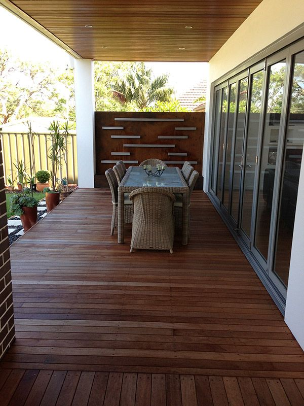 Another happy customer! #decking